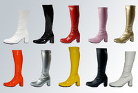 Knee High Boots - Size 10