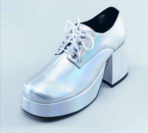 410695dacbe Platform Shoes for men - Silver - Size 9